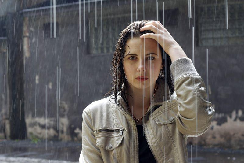 Der Regen kann uns mal!