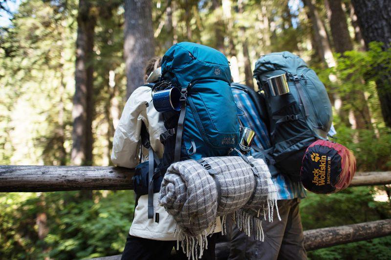 Du willst eine Backpacking-Tour machen?