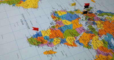 Challenge: Wie viele Länder hast du schon gesehen?