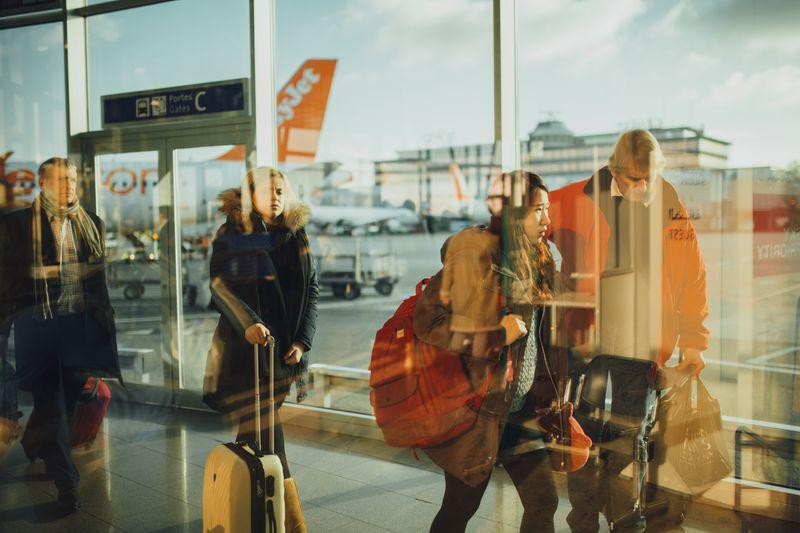 Eine Firma beschließt, sie haben keine Lust mehr auf Stress am Flughafen