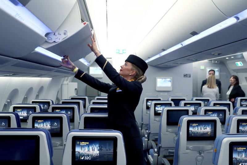 Auch Passagiere sollten auf eine gewisse Etiquette im Flugzeug achten.