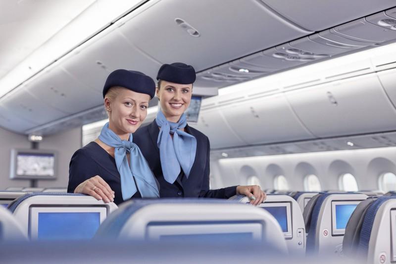 Der Beruf vom Flugpersonal kann eine echte Herausforderung sein.
