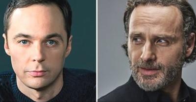 Schauspieler, die gleich alt sind, aber nicht so aussehen!