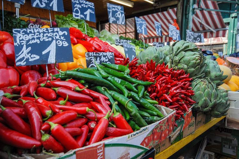 Die schönsten Street-Food-Märkte