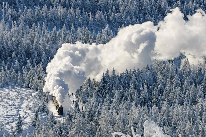 Der Harz liegt in Deutschland und ist wundervoll.