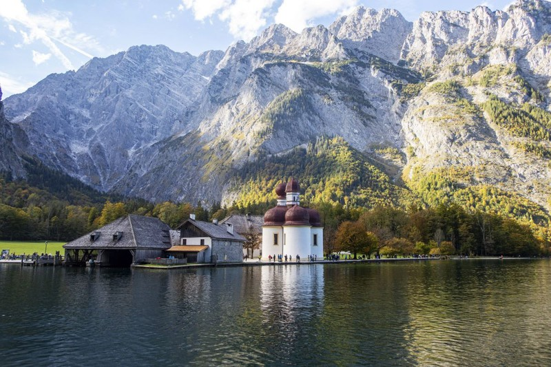 Der Königssee lässt Besucher träumen.