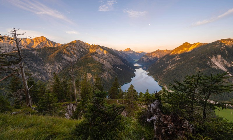 Kommen wir zu den typischen Geografie-Fragen zurück. Wie gut kennst du dich mit den Alpen aus?