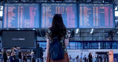 Was solltest du tun, wenn du (denkst, dass du) deinen Flug verpasst?