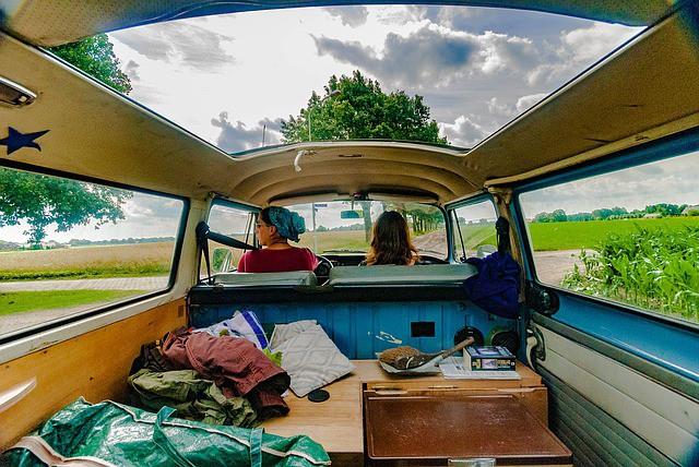 Die 10 besten Alben für den perfekten Road Trip