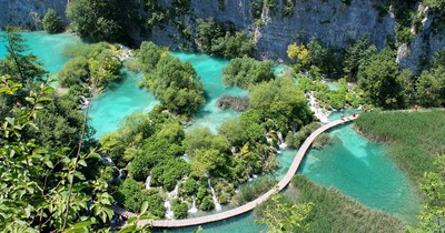 Die schönsten Seen in Kroatien