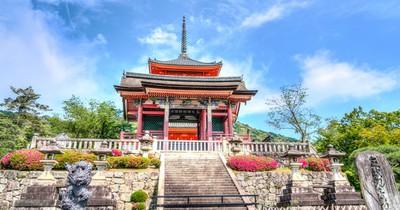 Die fünf schönsten Orte Japans