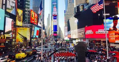 Fünf Dinge, die man bei einem Besuch in New York wissen muss