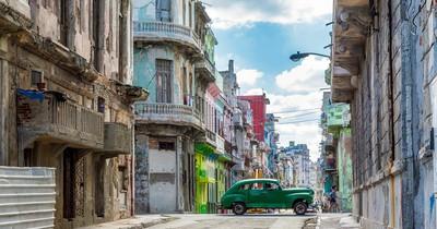 Die buntesten Straßen der Welt
