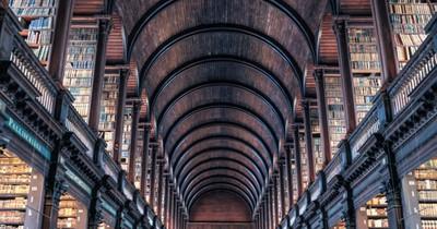 Die schönsten Bibliotheken der Welt!