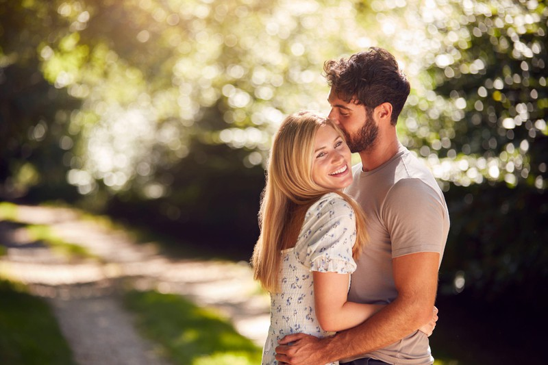 Liebe ist in so vielen Weisen auszudrücken.