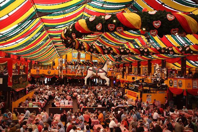 Die zehn größten Partys der Welt