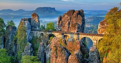 16 Ausflugsziele in Deutschland