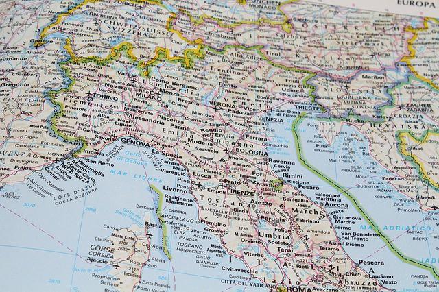 10 Orte, die man in Norditalien gesehen haben sollte