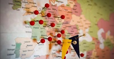 Tipps, um möglichst günstig durch Europa zu reisen