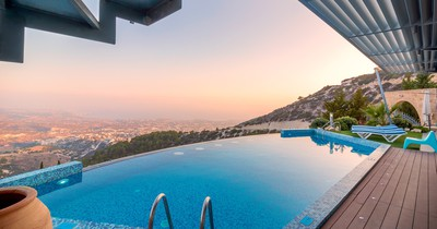 Die Top 9 Infinity Pools der Welt