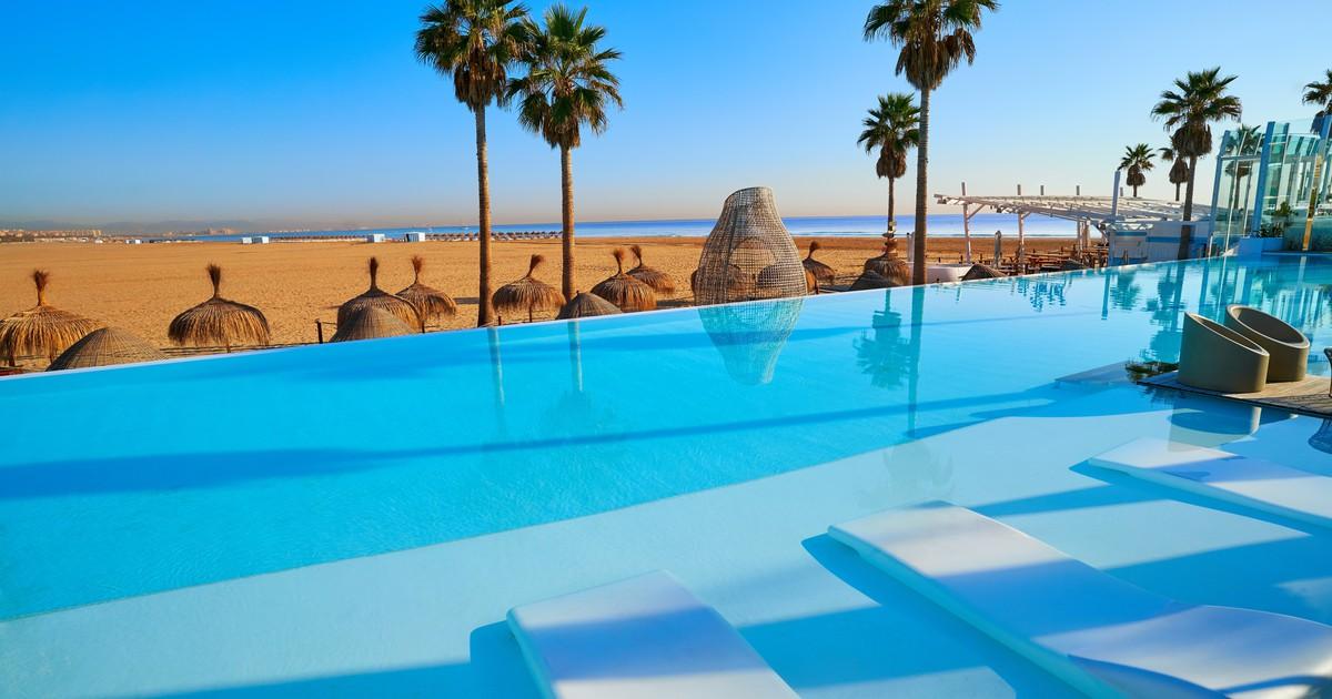Die Top 9 Infinity Pools der Welt