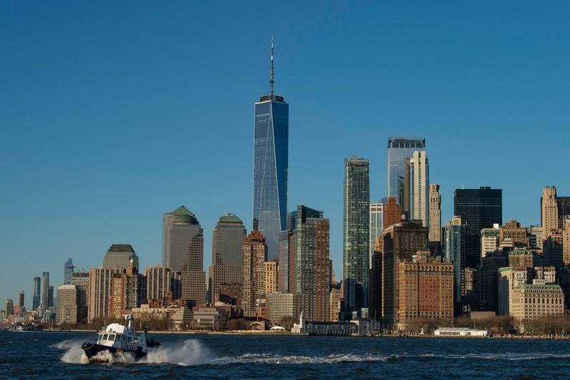 Ein weiterer Klassiker, den du dir nicht entgehen lassen solltest: New York.