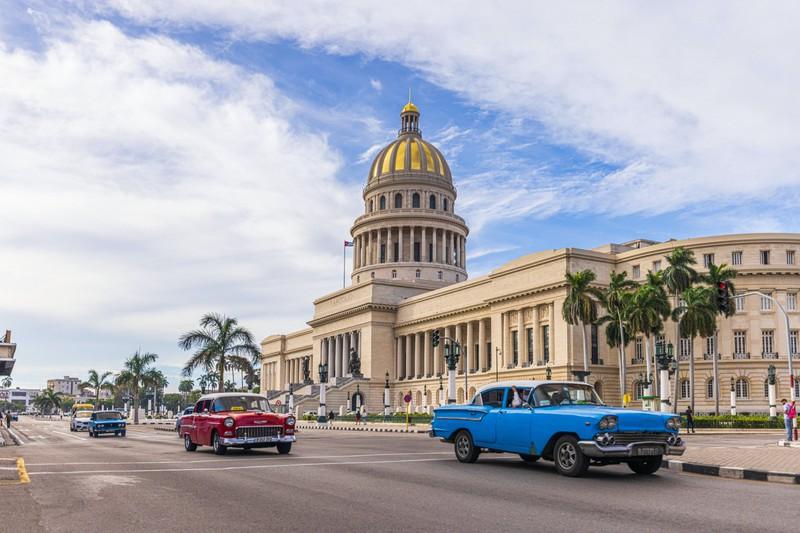 Havanna ist ein wunderschöner Ort, den man mal bereist haben sollte.