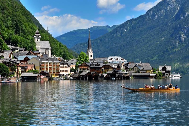 Oberösterreich liegt in unserer Nähe und sollte jeder mal besucht haben.