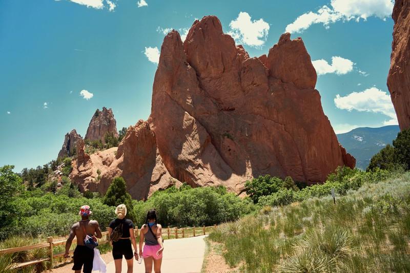 Colorado hat vor allem Berge, Landschaft und Ski-Pisten zu bieten.