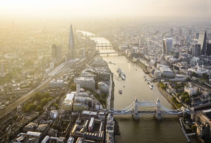 Exorbitante Preise machen London leider sehr unattraktiv.
