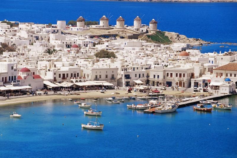 Für Touristen ist Mykonos ein echter Schnäppchenurlaub, doch das macht das Reiseziel leider unattraktiv.