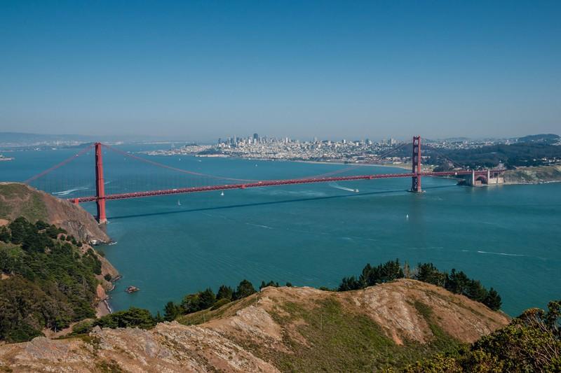 San Francisco hat fast schon mehr Touristen als Einwohner und ist somit echt überlaufen!