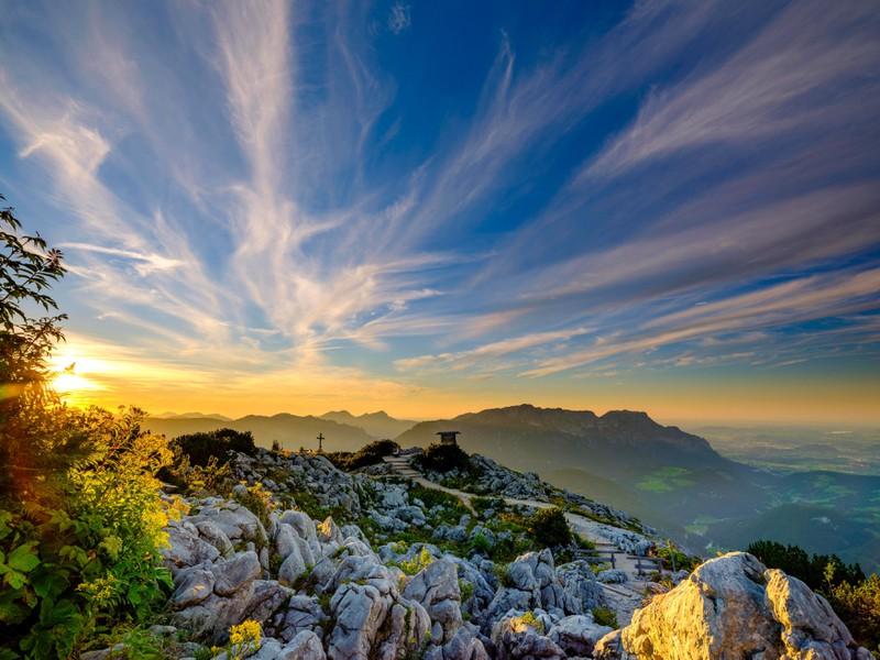 Der Untersberg ist ein Ort, der voller Magie ist