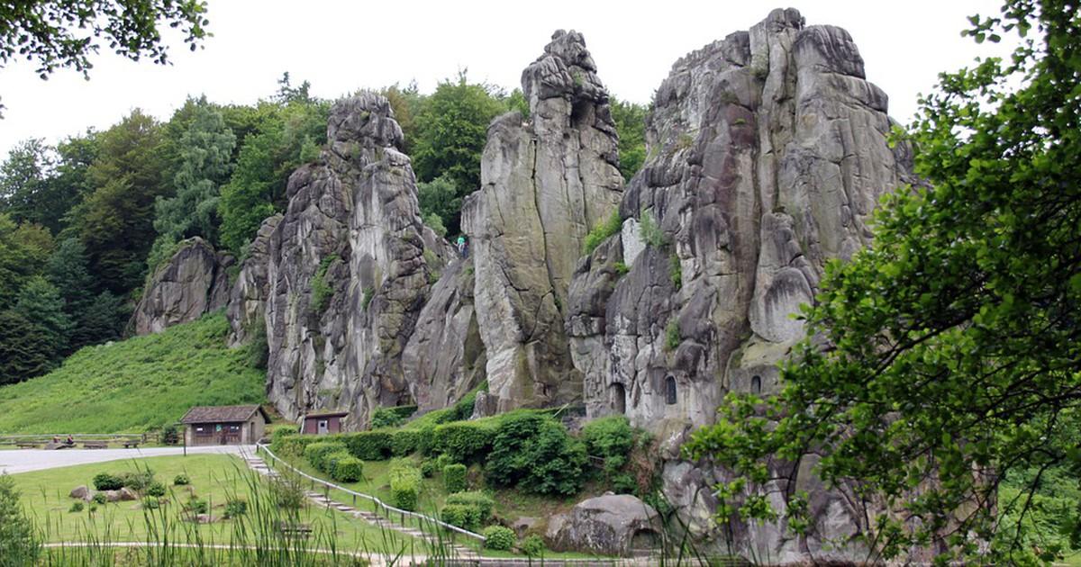 Magische Orte in Deutschland, die dir Kraft spenden
