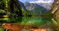 Die schönsten Badeseen in Deutschland
