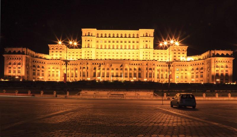 Bukarest ist einer der schönsten Orte in Rumänien