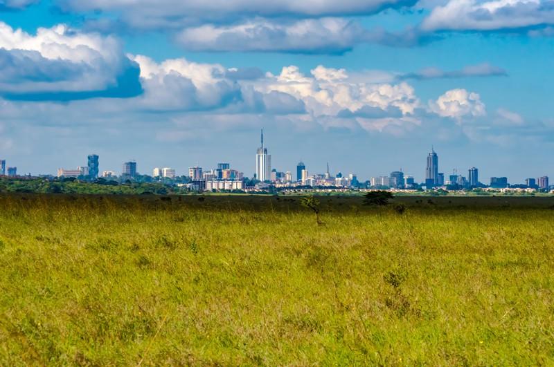 Nairobi ist ein tolles Reiseziel in Afrika