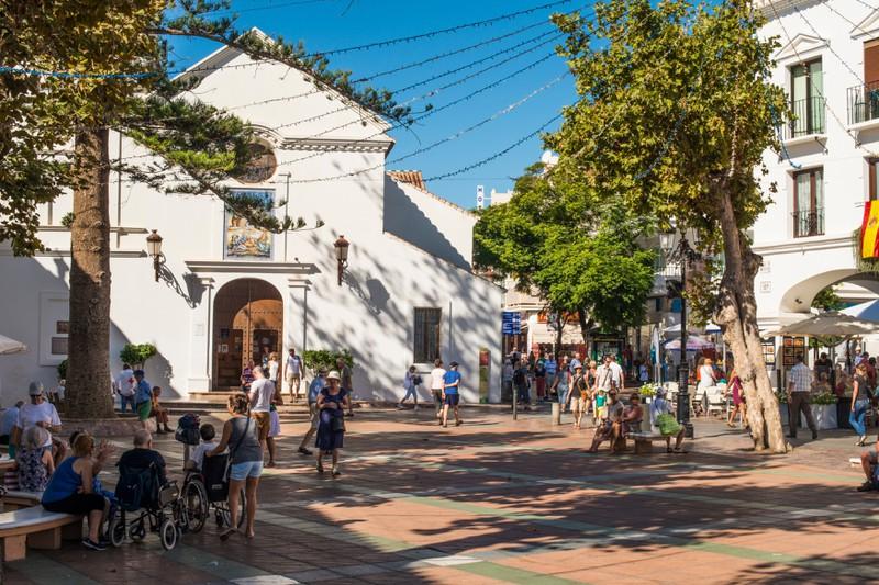 Nerja in Spanien ist ein schönes Reiseziel mit viel Charme