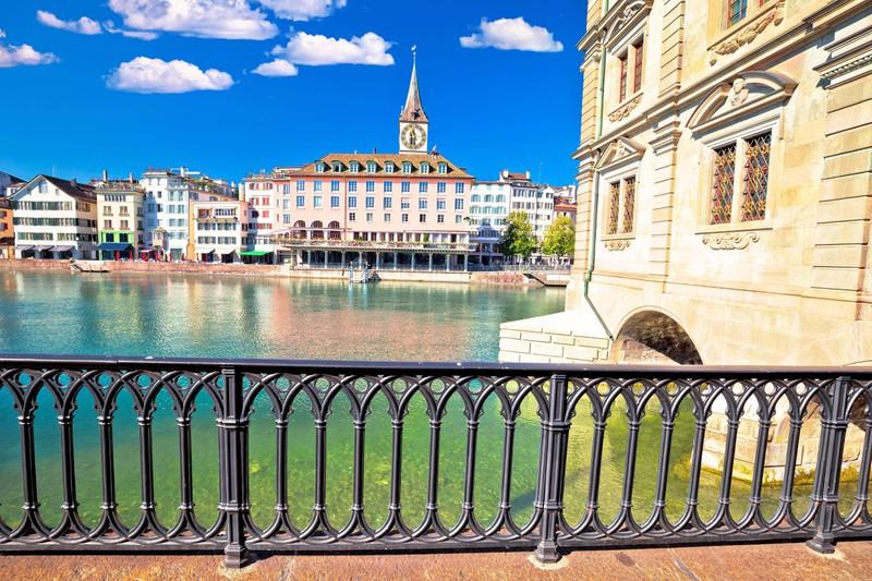 Zürich ist ein tolles Urlaubsziel
