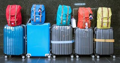 Zehn Tipps, damit das Reisegepäck nicht zu schwer wird