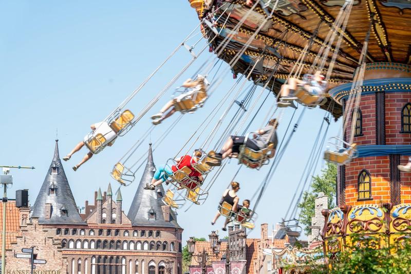 Das sind die beliebtesten Freizeitparks in Deutschland
