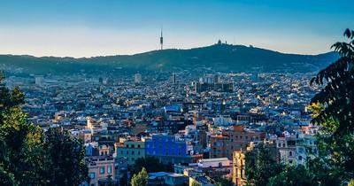 Die schönsten Rooftop-Bars in Barcelona