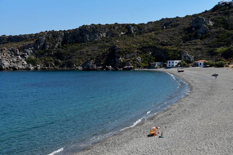 In den Buchten von Kythira kann man den Alltagsstress erholsam vergessen.