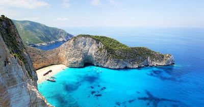 Die schönsten Urlaubsziele in Griechenland