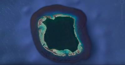 Wer diese Insel besuchen will, wird sofort umgebracht