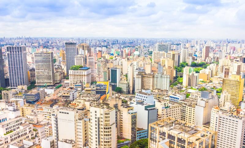 Die größte Stadt Brasiliens kann ganz schön eindrucksvoll sein.