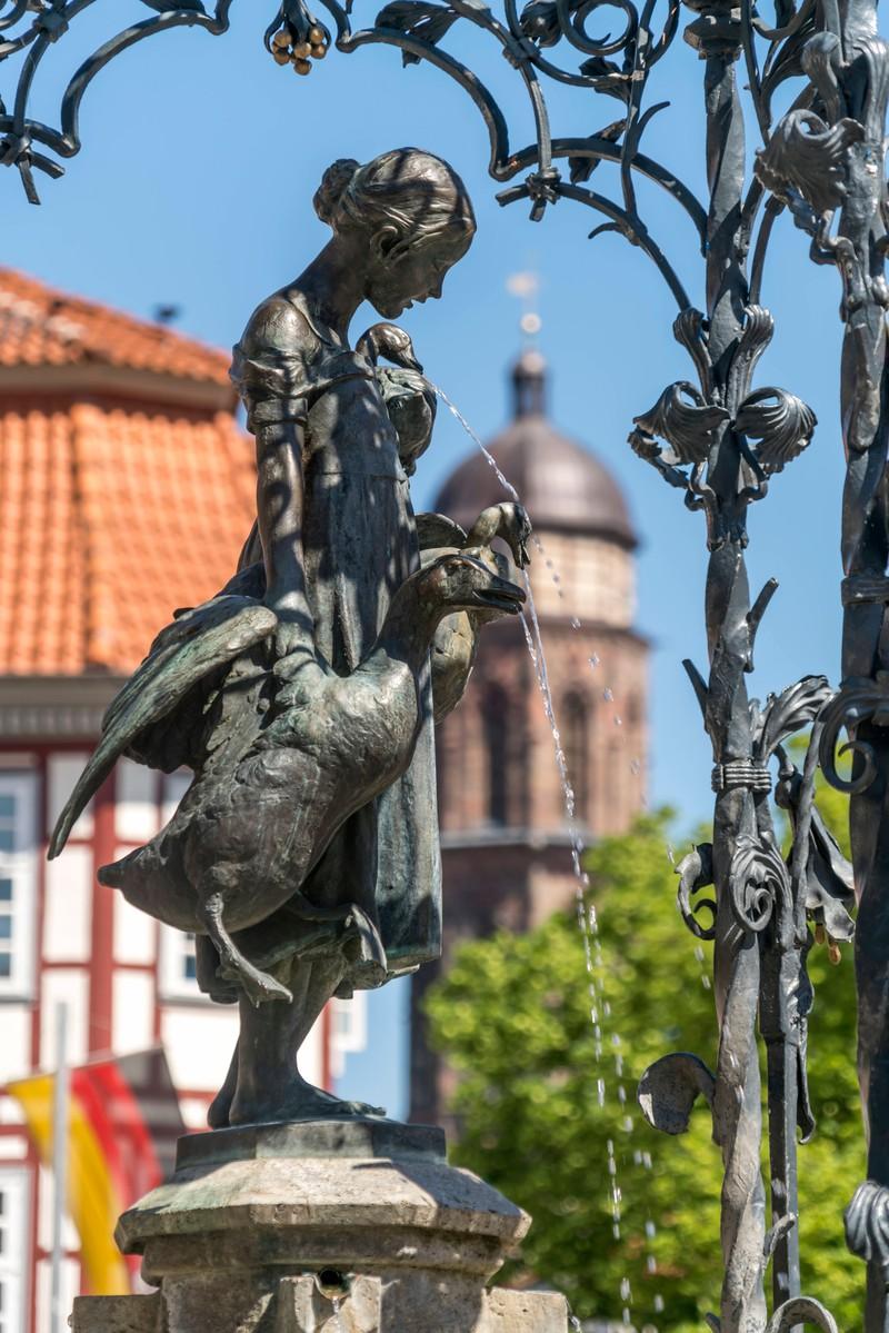 Göttingen ist eine wunderschöne Universitätsstadt.