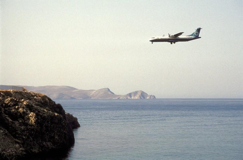 Für deutsche Touristen ist Kreta schnell mit dem Flugzeug zu erreichen.