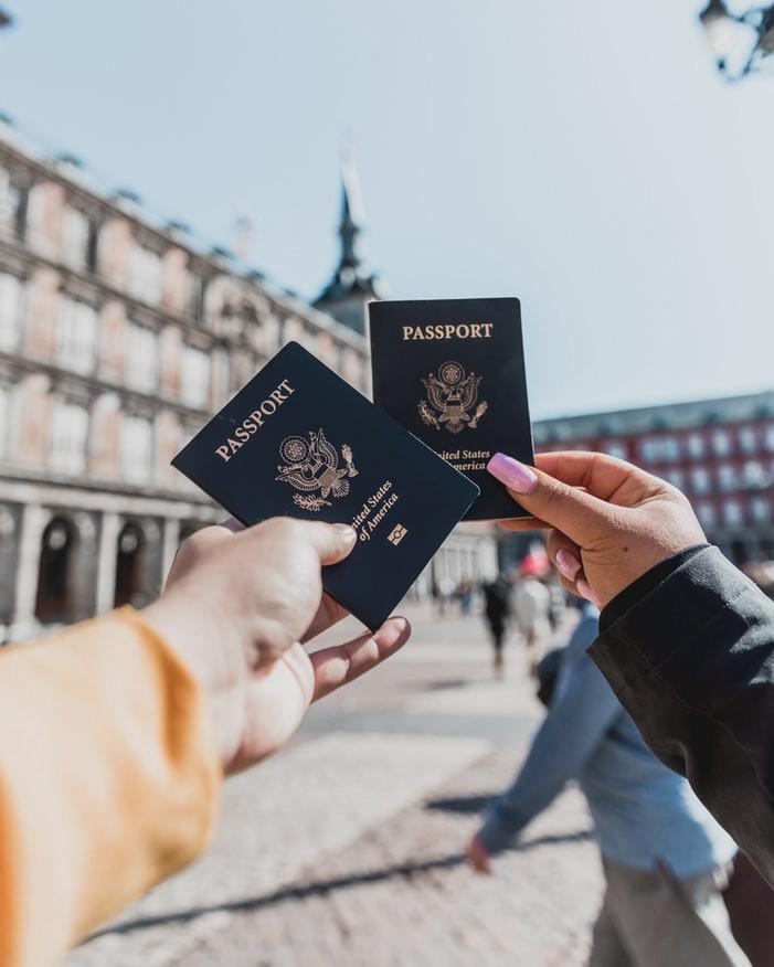 Pass – eines der wichtigsten Dokumente auf Reisen!