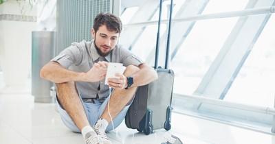 Warum du keine Flughafen-Ladegerätstationen verwenden solltest!